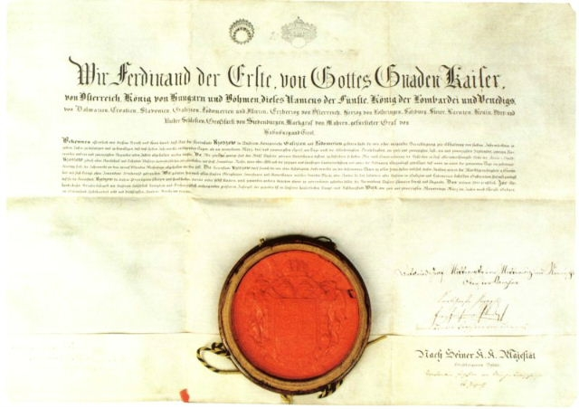 Cesarz Ferdynand I nadaje miastu Rzeszów przywilej odbywania siedmiu jarmarków rocznie.
