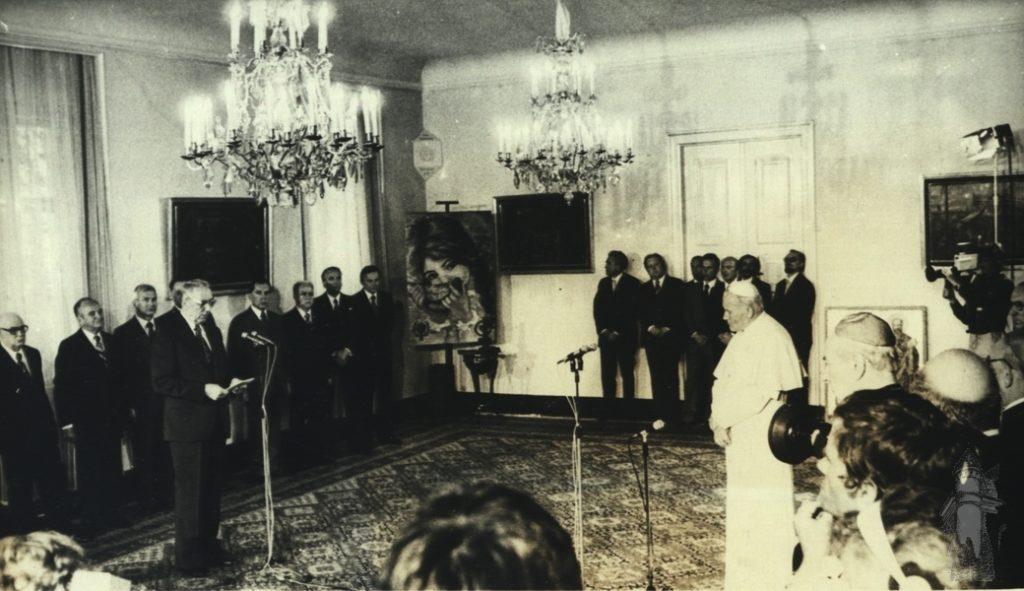 Jan Pawel II - pielgrzymki 2
