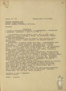 Jan Pawel II - pielgrzymki informacja 1983 rok 2