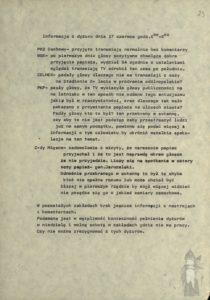 Jan Pawel II - pielgrzymki informacja 1983 rok 3