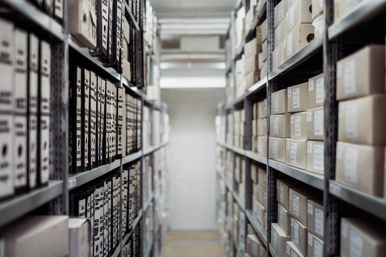 Archive Boxes Documents Folders  - Pexels / Pixabay