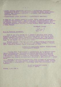 Biuletyn Informacyjny Nr 5 Podkarpackiego Regionalnego Komitetu Założycielskiego NSZZ Solidarność w Krośnie z 1980 r., s.195
