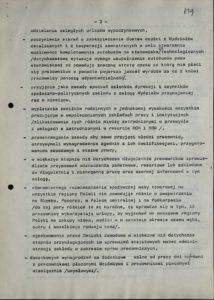 Informacja z dn. 18.08.1980 r. o przestoju pracy w Sanockiej Fabryce Autobusów Autosan na Wydziale W-5 w dniach 15-16 bm., s.139