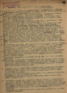 Informacje RKK z dnia 4.05.1981 r. dla Kół Oświatowych NSZZ Solidarność s.367