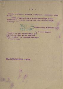 Pismo Przewodniczącego NSZZ Solidarność do Członków NSZZ Solidarność w Zarządzie Budownictwa Leśnego Bieszczady w Ustrzykach Dolnych, s.79