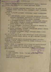 Serwis informacyjny MKK NSZZ Solidarność' w Ustrzykach Dolnych z 2.09.1981 r. o konfiskacie związkowych pism i książek przez milicjantów, s.76