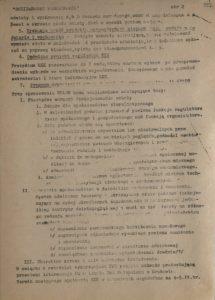 Solidarność Podkarpacka Informator wewnętrzny nr 4 dla Sekcji Oświaty i Wychowania NSZZ Solidarność z dn.20.03.1981 r., s.352