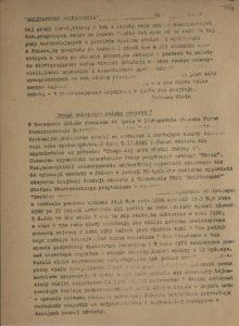 Solidarność Podkarpacka Informator wewnętrzny nr 4 dla Sekcji Oświaty i Wychowania NSZZ Solidarność z dn.20.03.1981 r., s.354