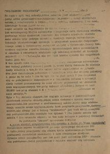 Solidarność Podkarpacka Informator wewnętrzny nr 4 dla Sekcji Oświaty i Wychowania NSZZ Solidarność z dn.20.03.1981 r., s.355