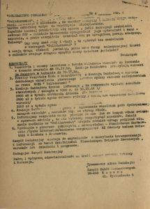 Solidarność Podkarpacka Informator wewnętrzny nr 4 dla Sekcji Oświaty i Wychowania NSZZ Solidarność z dn.20.03.1981 r., s.356