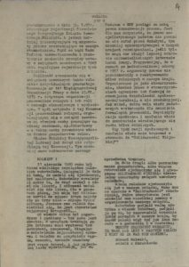 Załącznik do pisma z dn. 20.01.1981 r. wraz z Postulatami Wsi Rzeszowskiej NSZZ Solidarność Wiejska, s.14