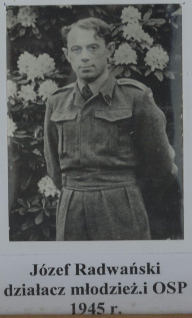 jozef-radwanski-dzialacz-osp-1945-r