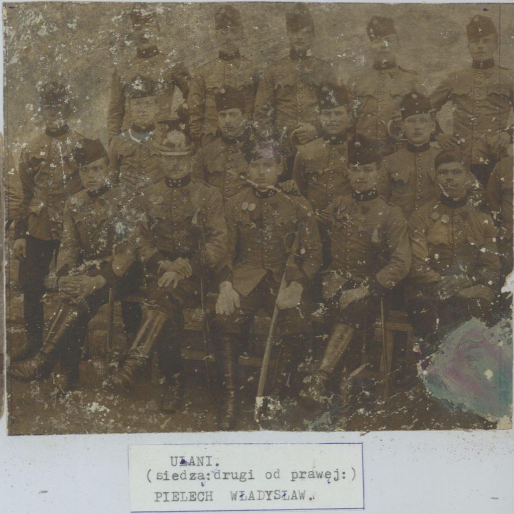 strachoczanie-w-wojsku-austriackim-wladyslaw-pielech