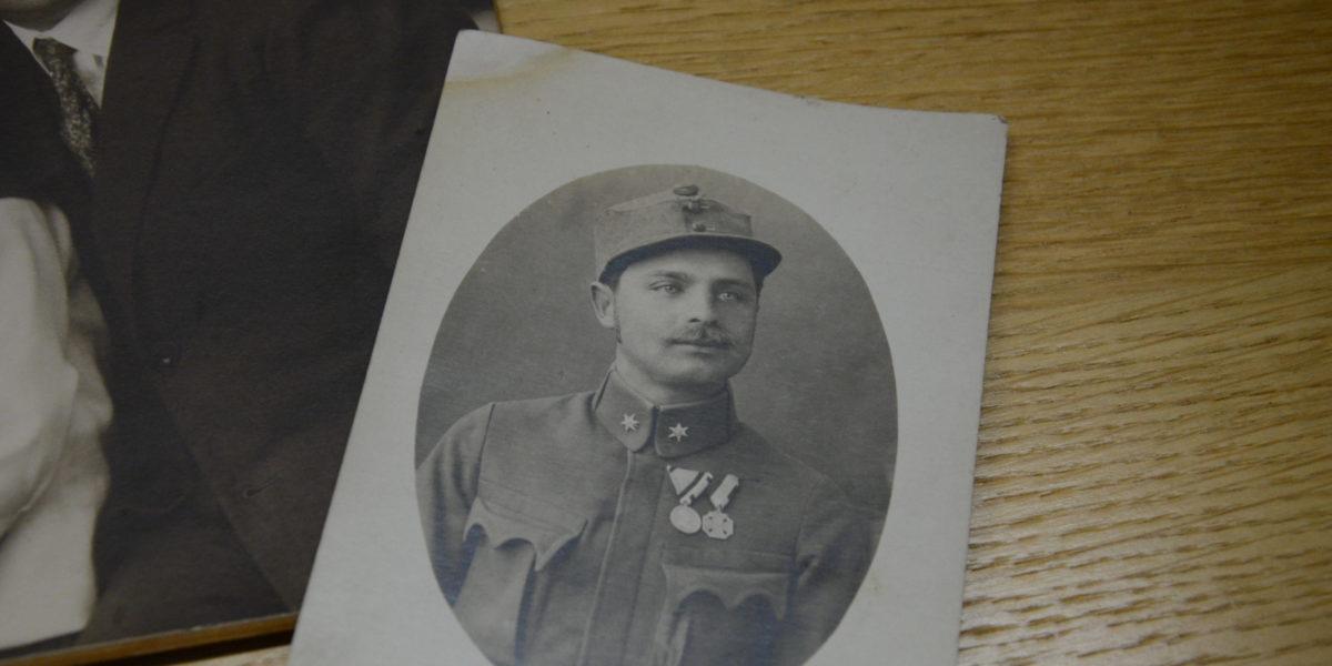 Archiwum rodzin Przybosiów i Mikoszów