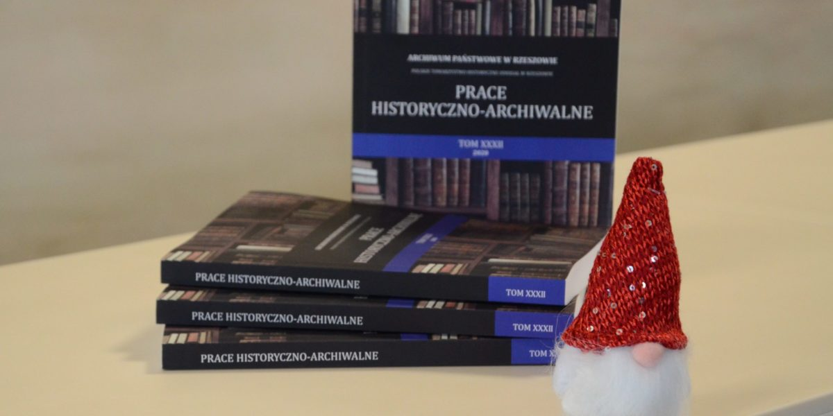 Prace Historyczno - Archiwalne Tom 32