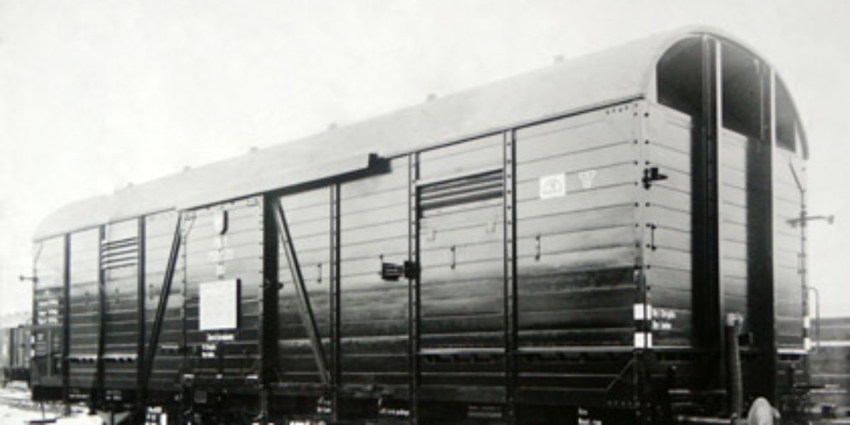 Fabryka wagonów w Sanoku