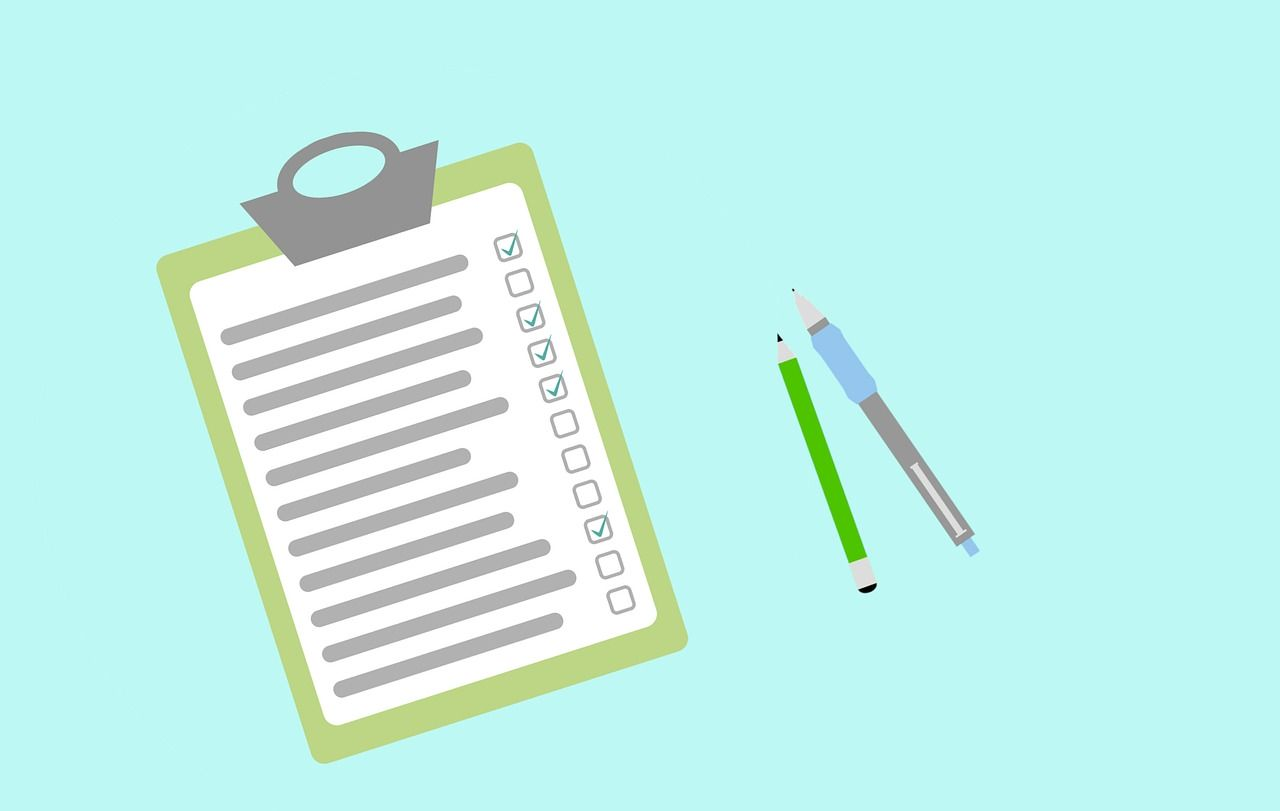 To Do List Business Checklist Form  - mohamed_hassan / Pixabay